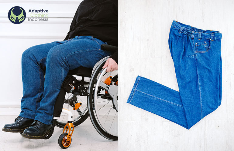 Fashion and Accessible Clothing for Wheelchair Users